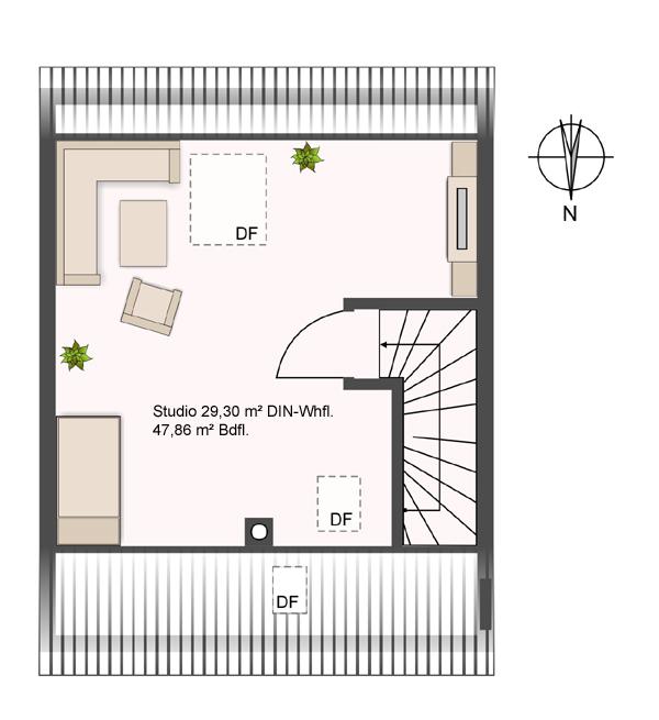 Reihenmittelhaus in Augsburg 140 m² Immobilien ARENA
